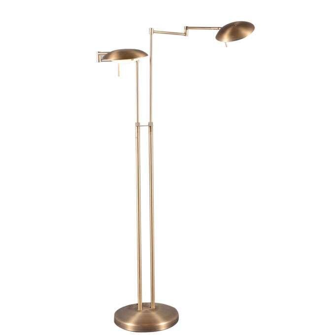 Lampa-na-čítanie-Lawant-2-bronzová