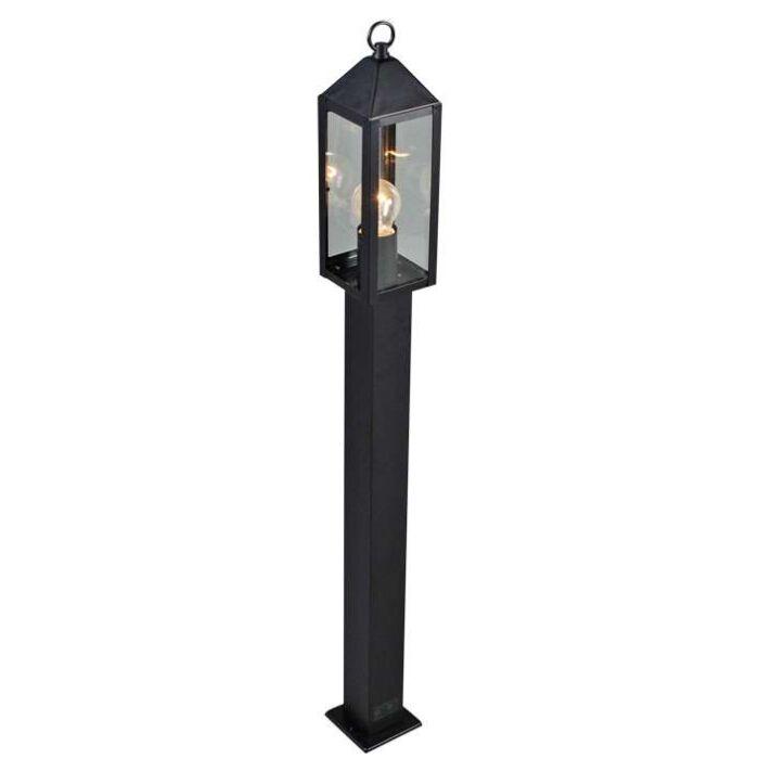 Vonkajšie-svietidlo-Bussum-P100-čierne