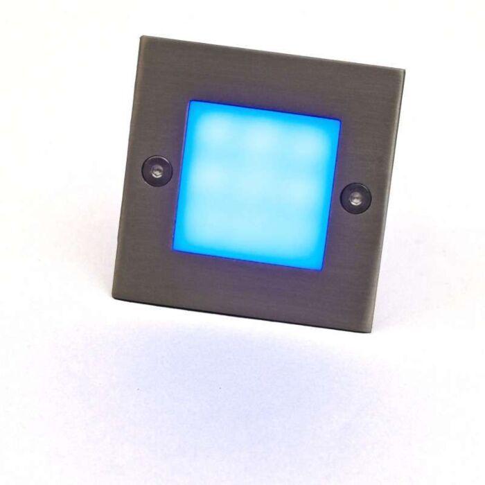 LED-zapustené-svietidlo-LEDlite-Square-7-modré
