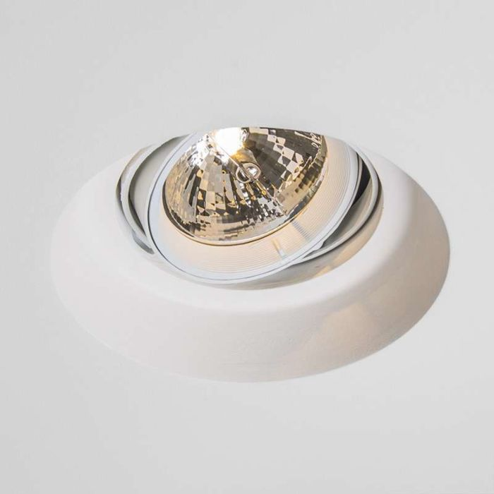 Zapustené-bodové-svietidlo-Gipsy-Zero,-okrúhle-I-G53-AR111