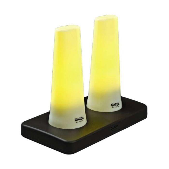 Sada-dvoch-nabíjateľných-LED-žiaroviek-TUBE