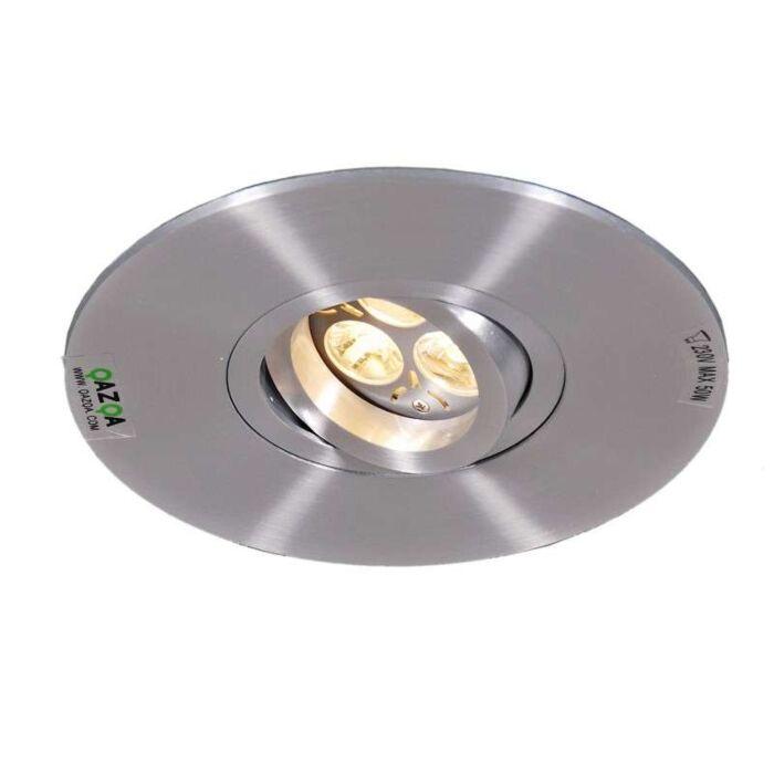 Zapustené-bodové-svetlo-Rondoo-1-XL-hliník