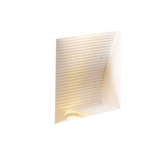 Nástenné-svietidlo-Zero-square-LED-zapustené