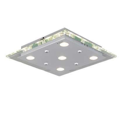 Stropné-svietidlo-Credo-square-30-LED-číre