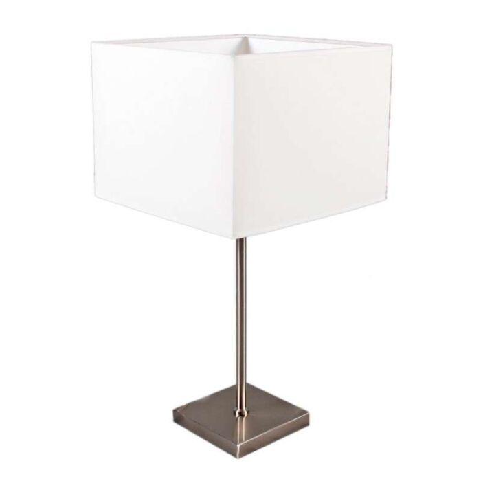 Stolová-lampa-VT-Veľká-biela