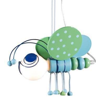 Závesná-lampa-Kids-Bee-Green