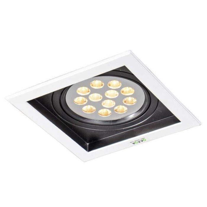 Downlight-Ultra-LED-biela