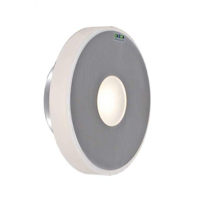 Nástenné-svietidlo-Hana-okrúhle-hliníkové-LED