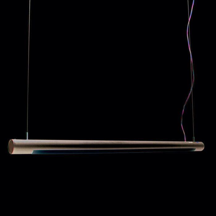 Závesné-svietidlo-Tube-O-strieborné-28W