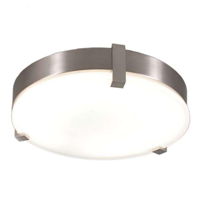 Stropné-svietidlo-Crook-okrúhle-32W-oceľové