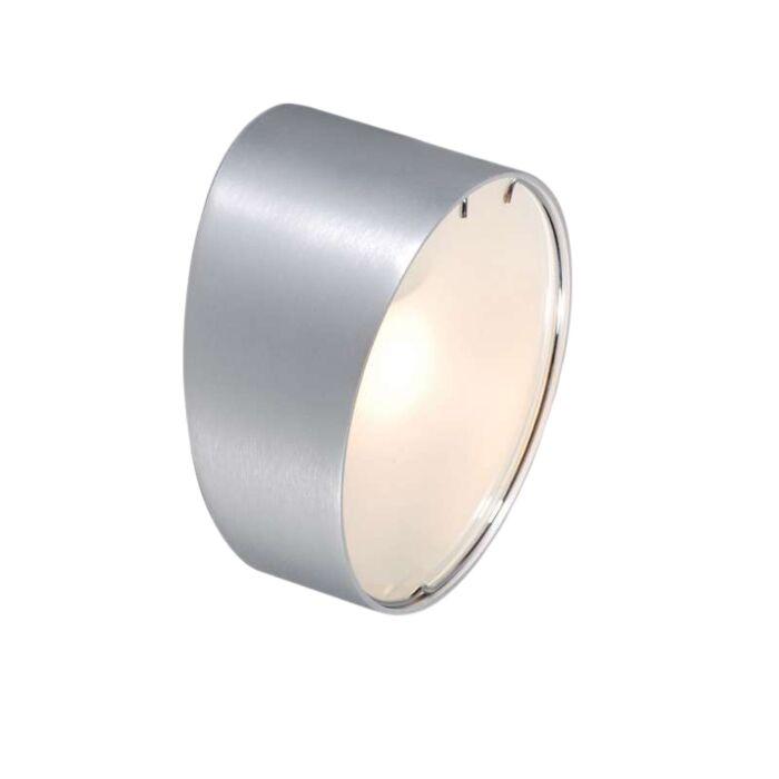Nástenné-svietidlo-Telefón-okrúhly-hliník