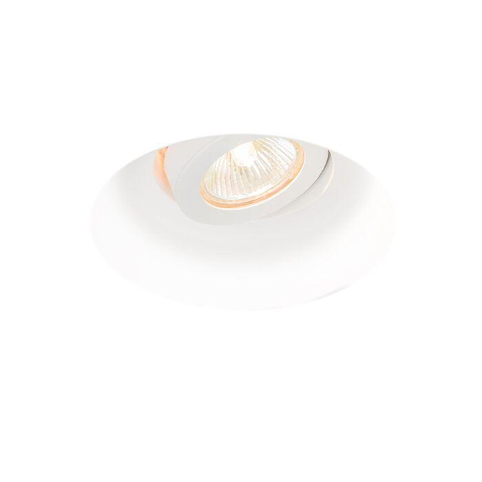 Moderné-zapustené-bodové-svetlo-sklopné---Gipsy-Zero-I.