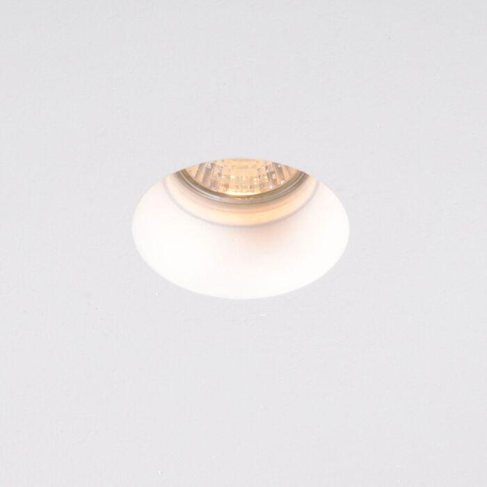 Moderné-zapustené-bodové-mini-okrúhle---Gipsy-Zero