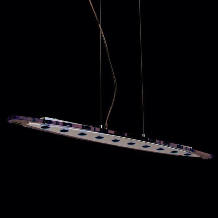 Závesné-svietidlo-Credo-oválne-100-LED-číre