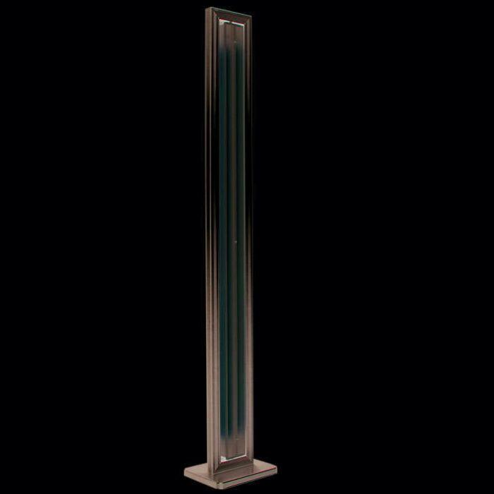 Stojaca-lampa-Tube-rovná-strieborná