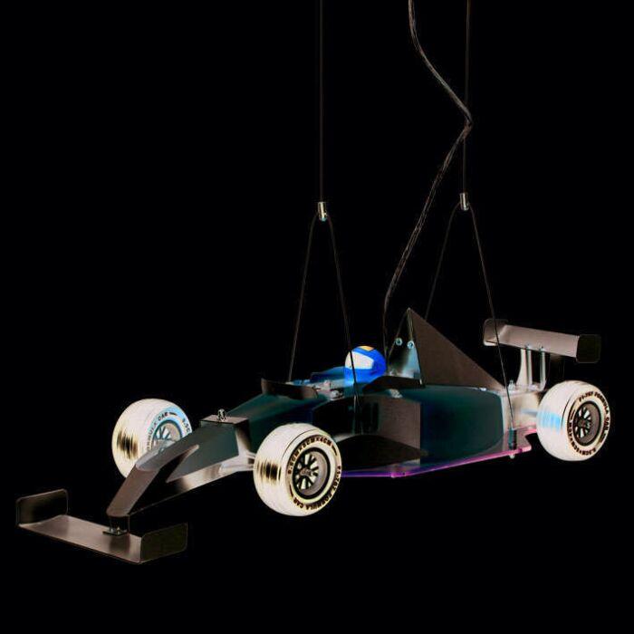 Závesné-svietidlo-Kids-Formule-1-auto