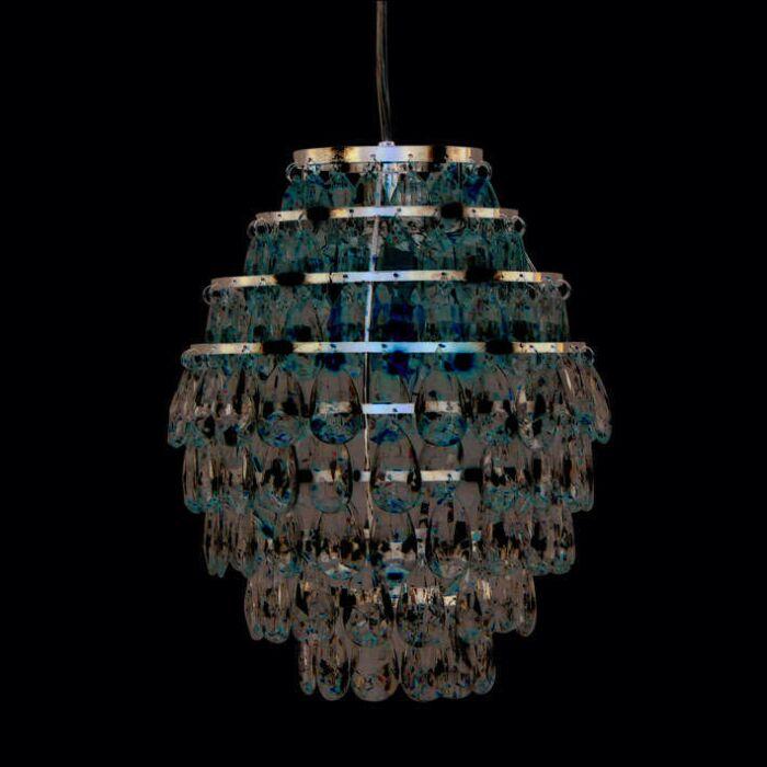 Závesné-svietidlo-Pinecone-chrome