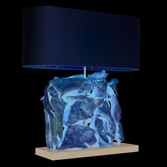 Stolová-lampa-Raman-Recta-Bielená-krémovým-odtieňom