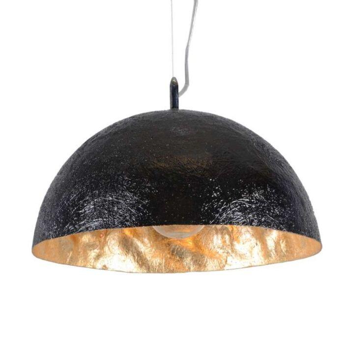 Závesné-svietidlo-Magna-40-čierno---zlaté