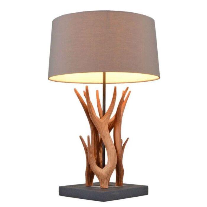 Stolová-lampa-Yindee-prírodná-s-hnedým-odtieňom
