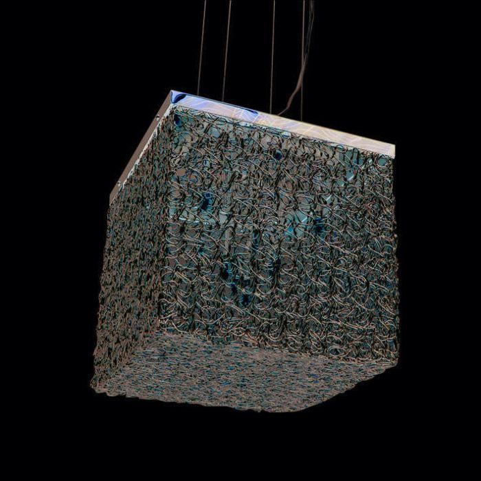 Závesné-svietidlo-Draht-Square-10-hliník