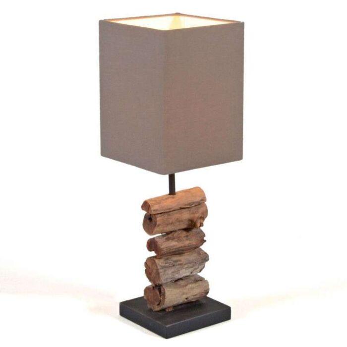 Stolová-lampa-Mayoree-s-hnedým-odtieňom
