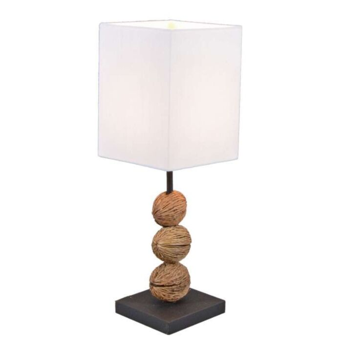 Stolová-lampa-Tasanee-s-bielym-tienidlom