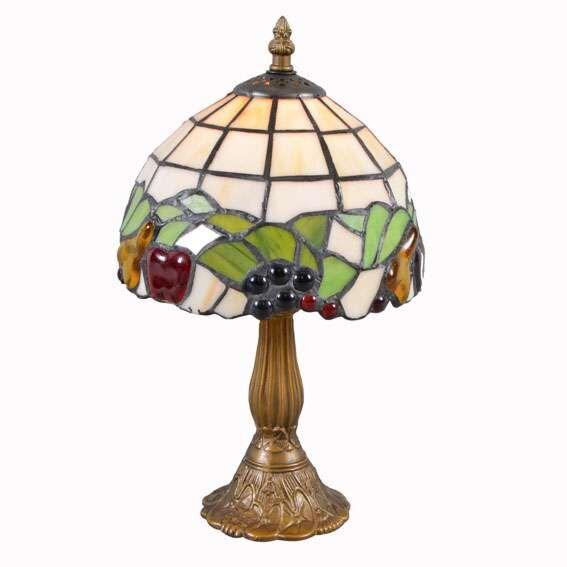 Stolová-lampa-Tiffany-Mybster-malá