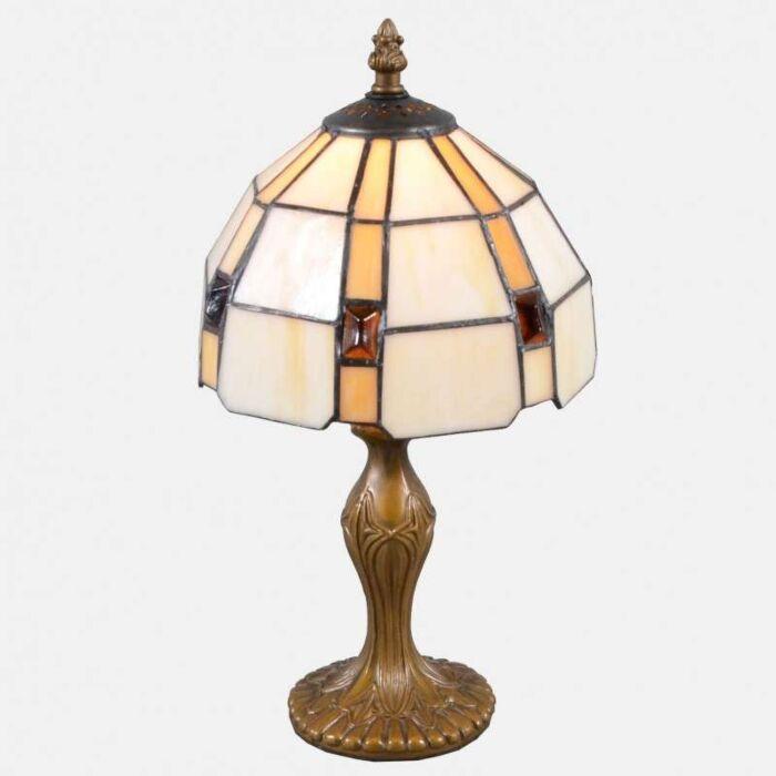 Stolová-lampa-Tiffany-Liddesdale-malá