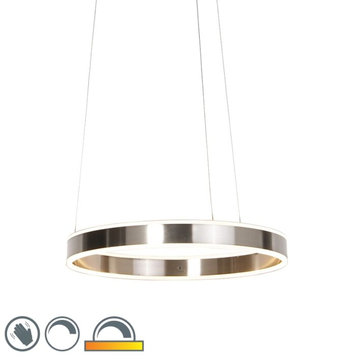 Moderná-závesná-lampa-z-ocele-vrátane-LED-60-cm-stmievateľná---Ollie